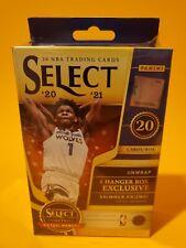 🔥🏈 SELECT HANGER 2020-21 NBA Basketball Box RETAIL New SEALED Free & Fast Ship
