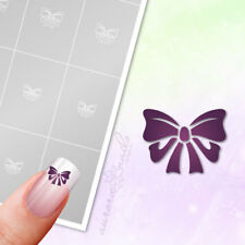 aérographe+Nail Art Gabarits W120 Boucle surfaces cadeau CADEAU adhésif
