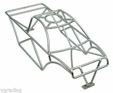 Traxxas® Stampede VG Bead Blasted Chrome Roll Cage VXL XL-5 4x4 6708 67086 67054