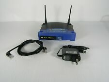 Cisco Linksys WRT54G  V8  4-Port 10/100 Wireless G Router