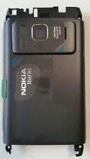 Cover posteriore guscio batteria frame NOKIA N8  ORIGINALE nuovo dark grey