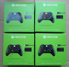 WIRELESS CONTROLLER XBOX ONE WITH PLAY & CHARGE KIT ORIGINALE MICROSOFT