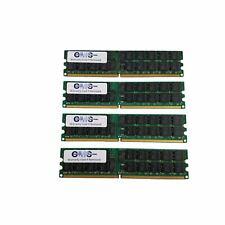 8GB 4x2GB for Dell Poweredge 1800 1850 2800 2850 ECC PC2-3200R Server Memory C55