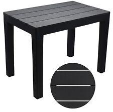 Gartentisch Balkontisch Beistelltisch Gartenmöbel Terrasse Camping Tisch 60x39cm