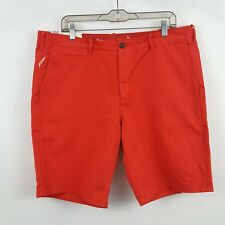 NWT Gap Lived in Short Red Men's Casual Shorts Size 38 Length 20