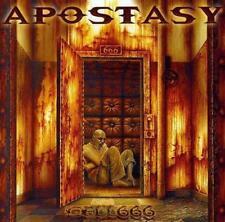 Apostasy - Cell 666 (NEW CD)