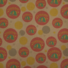 Gumby Bend Over Backwards Love Kraft Gift Wrap Wrapping Paper Roll
