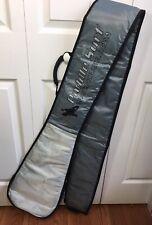 Paddle Surf Nylon Stand Up Paddle Protective Storage Travel Bag Gray 85� Long