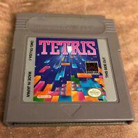 Nintendo Game Boy Tetris video game cartridge