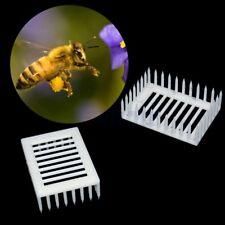 6X Abeja reina jaulas aislador elevar Catcher Trapper apicultura herramienta SG