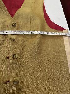 Custom Saddleseat Vest