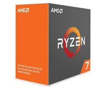 AMD Ryzen 7 1700X CPU BOX Prozessor, WOF, 8-Core, 3,4GHz, Socket AM4
