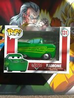 Cars Ramone with Green Paint Deco US Exclusive Stylized Pop! Vinyl Figure