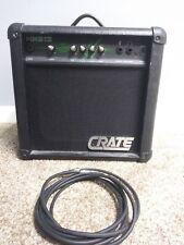 Crate MXB15 Guitar Amplifier 30 VA