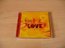 CD The Beatles - Love - 2006 - 26 Songs