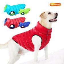 Abrigos perro perros grandes Impermeable con Capucha Ropa De Invierno Chaqueta de Plumón Ligero
