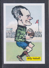 Fosse Collection-SOCCER STARS 1919-1939 - # 43 BILLY Halsall-Southport