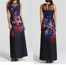 Petites Floral Maxi Dresses for Women