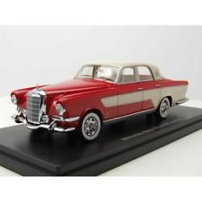 MERCEDES GHIA 300C BERLINA 1956 RED/BEIGE 1:43 Neo Scale Auto Stradali Die Cast