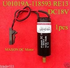 1PCS MAXON DC18V Micro motor High Speed Motor 10300RPM U01019A-118593 RE13