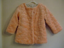 Girls' Faux Fur Party Coats, Jackets & Snowsuits (2-16 Years)
