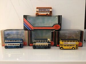1:76 Scale EFE Buses