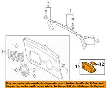 TOYOTA OEM Interior-Rear-Cargo Lamp 8125048010