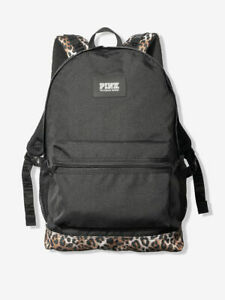 New Victoria's Secret PINK Backpack School Campus Laptop Book bag Travel Tote