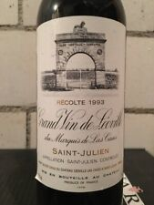 Léoville Las Cases Saint-Julien 1993