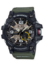 Casio G-shock Master of G MUDMASTER Watch Gg-1000-1a3 Green