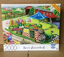 Festival Day Jigsaw Puzzle 2000 pcs NEW