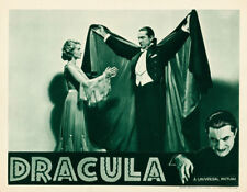 "Dracula, Movie Poster Lobby Card Replica 11x14"" Photo Print"