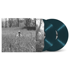Taylor Swift Folklore In The Weeds Limited Edition Dark Blue Colored 2x Vinyl LP