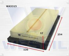 WESFIL AIR FILTER FOR Mitsubishi Mirage 1.2L 2012 12/12-on WA5315