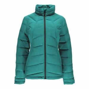 Spyder Syrround Lightweight Down Waterproof Ski Jacket Coat XS S M £230 BNWT