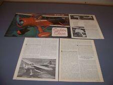 VINTAGE..WACO YOC HISTORY..HISTORY/PHOTOS/DETAILS..RARE! (687M)