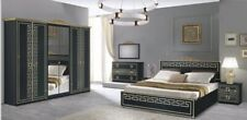 Italian Bedroom Set Versace Design