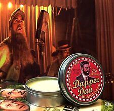 DAPPER DAN 7 Sins Beard Balm Woodsy Smell-with sandalwood and cedar-Fir-SUMMER