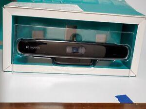 Logitech TV Cam HD Carl Zeiss Optics Webcam Camera Wi-Fi HDMI Skype Video Chat