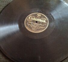 Lee Morse And Her Blue Grass Boys 2308 Columbia Electrical Process Recorded