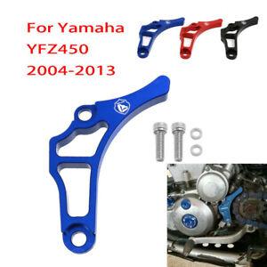ALBA Racing Yamaha YFZ450R Case Saver Billet Aluminium Blue
