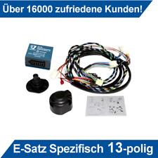 AHK starr Für Peugeot 206 SW Kombi 02-06 13pol E-Satz mit Blinküberwachung
