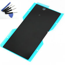 Housing Back Battery Cover Case for Sony Xperia Z Ultra XL39H C6802 C6833 +Tools