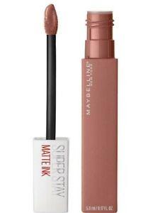 Maybelline Superstay Matte Ink Lipstick Longwear Waterproof 65 - SEDUCTRESS