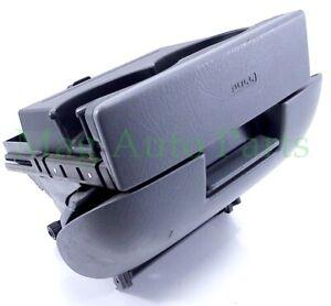 97 98 99 00 01 Honda CR-V Console Cup Holder Gray Dash Storage Cubby Bin