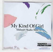 (GN172) My Kind Of Girl, Citizens! - 2015 DJ CD