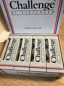 12 X Classic Challenge By Slazenger Golf Balls NEW & Boxed.