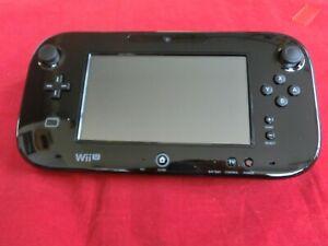 Nintendo Wii U Gamepad Controller, Schwarz
