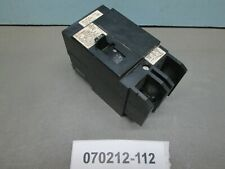 Siemens Circuit Breaker, Boch2B020, Type Bqch, 2 pole, 20 Amp, 277/480 Vac.