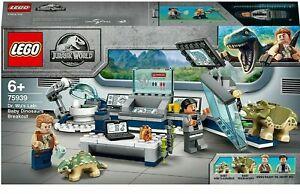 LEGO 75939 Jurassic World Baby Dinosaur Lab Breakout